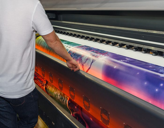 Large Vinyl Prints